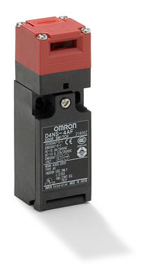 Limit switch for doors plastic housing OMRON D4GL-4CFG-A