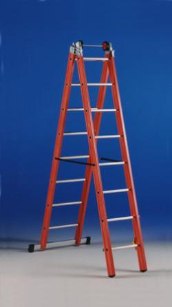 FIBER GLASS Ladder