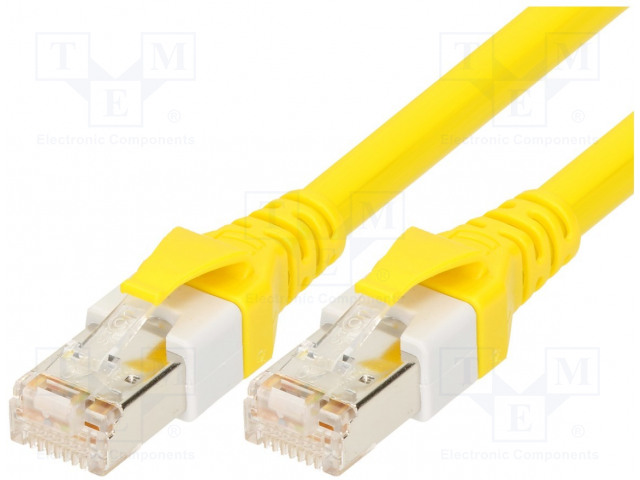 Cavo patch Ethernet Cat5 8 poli 1 m Harting 09474747009