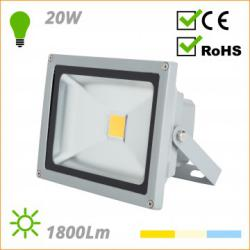 BRICO Outdoor LED Floodlight BQFS22520CW