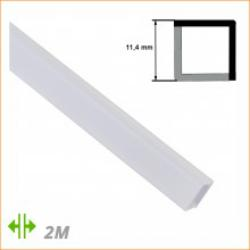 Polycarbonate Profile for LEDS SU-IP001