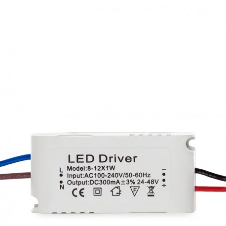 Driver Dimable LED 9W
