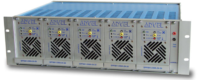 Power supply Advel SHP-RQ8p2-4H