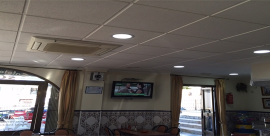 Led Installation Antequera